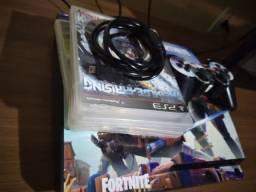 PS3 SLIN com 2 midia fisica é 3 jogos 800