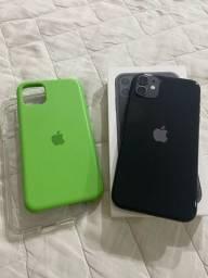 iPhone 11 - Preto 64gb