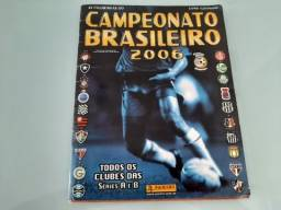 Álbum de figurinhas Campeonato brasileiro 2006