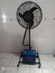 Ventilador climatizador dal moro