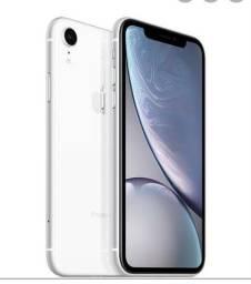 iPhone XR branco 128 gb