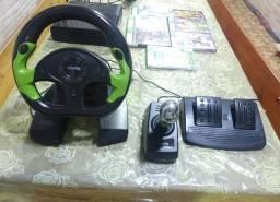 Volante Pro 50 para Xbox 360 e PC