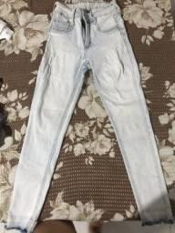 Calça jeans infantil TAM 34