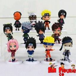 Anime Naruto  Pvc Figuras De Ação