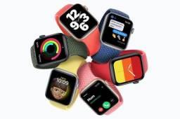 Apple Watch S6 40mm (Lacrado) R$3.190,00 ou 12x R$298,00