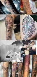 Tatuagem de todos os valores ,aceito  trocas em algo no valor da tattoo