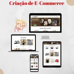 Promoção: Criação de Loja Virtual