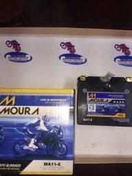 Bateria Moura MA-11 E Kawasaki /Yamaha /Ducati
