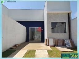 ARV Casa Nova 02 Quartos em Campinho da Serra. Casa Verde Amarela