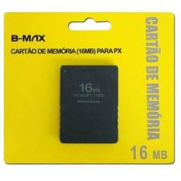 memory card ps2 novo 16 megas