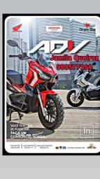 Motocicleta Honda lançamento da Honda ADV