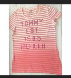 Camiseta feminina Tommy