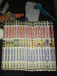 Naruto Gold diversos volumes