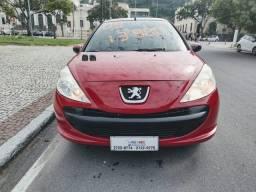 Peugeot 207 XR 1.4 Flex Gnv Completo - 48x 496,00 Sem Entrada