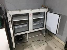 Refrigerador vitrine expositor