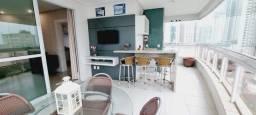 Apartamento mobiliado, decorado e equipado !!!