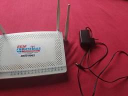 Roteador Wi-fi semi-novo