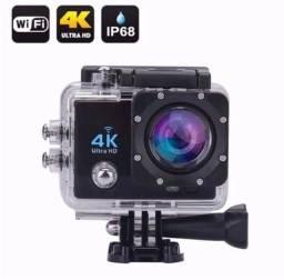 Câmera Sub Aquática Go Cam Pro 4K - ÓTIMA OPORTUNIDADE