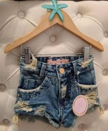 Vendo lote de Jeans infantil e Juvenil
