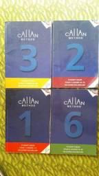 Livros de inglês callan