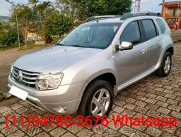 Duster 1.6 16v. Dynamique Manual 2015.