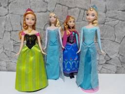 Boneca princesa disney
