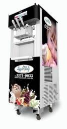 Título do anúncio: Maquina de sorvete logro soft 138
