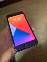 iPhone 8 Plus 64gb preto 100%