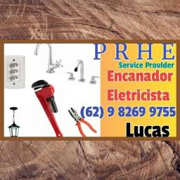 Eletricista Encanador Montador