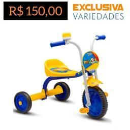 Triciclo infantil You 3 Boy Nathor + Entrega Grátis