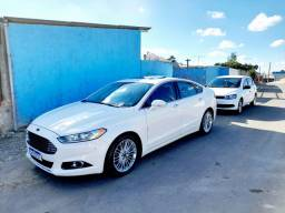 Ford fusion titaniun AWD eco boost