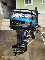 Mercury Sea Pro 25/30 hp - Parcelo no cartão.