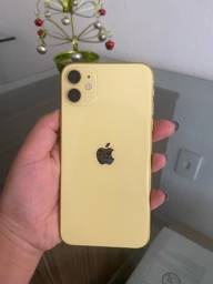 iPhone 11 de 128GB - semi novo