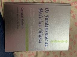 Livro Fundamentos da Medicina Chinesa - Giovanni Maciocia - Segunda Edição
