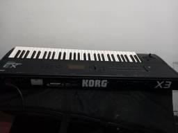 Korg x3 para retirada de peças