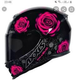 Vendo capacete tamanho 48