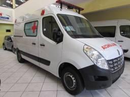 Título do anúncio: Master Ambulância L2h2 UTI 2022
