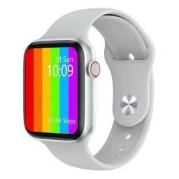 Smartwatch IWO 12 W16 Series 6 44mm Tela Infinita!  - Relógio Inteligente
