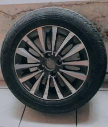 Vendo ou troco rodas 14