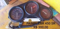 Painel CBR 450 SR