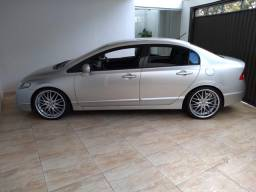 Honda Civic LXS 1.8 Flex 16V Mec.