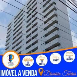 Apartamento à venda, 114 m² por R$ 599.000,00 - Dionisio Torres - Fortaleza/CE