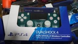 DualShock 4 Sony Alpine Green Novo Lacrado
