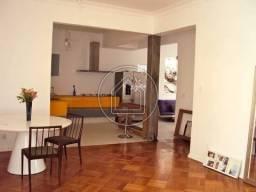 Apartamento à venda com 3 dormitórios em Lagoa, Rio de janeiro cod:896555