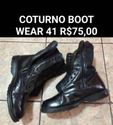 COTURNO BOOT WEAR 41 ANÁPOLIS