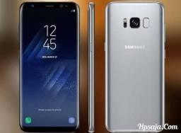 Samsung S8 prata ( Aceito IPhone ou outros aparelhos na troca)