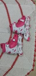 Patins infantil roller R$. 120,00