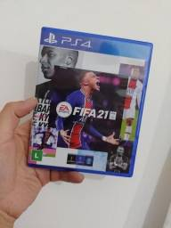 FIFA 21 novo, lacrado