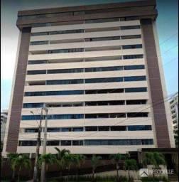 Apartamento com 3 dormitórios à venda, 145 m² por R$ 700.000 - Tambaú - João Pessoa/PB