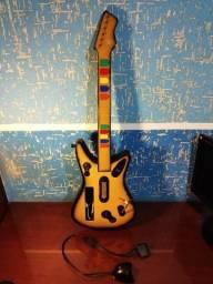 Guitarra sem fio Wii PS2